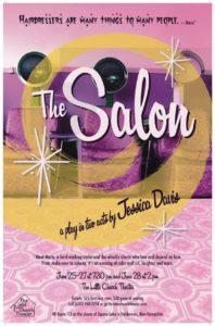 The Salon playbill