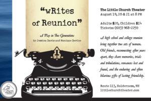 wRites of Reunion